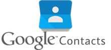 Google Contacts app integrations