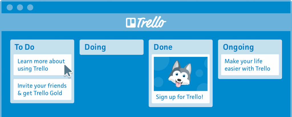 Trello - Team productivity software