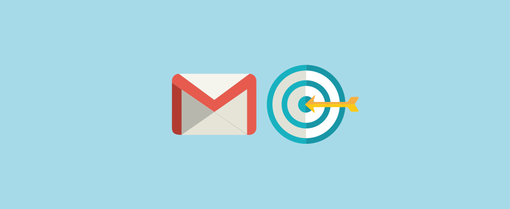 Email in Gmail primary folder
