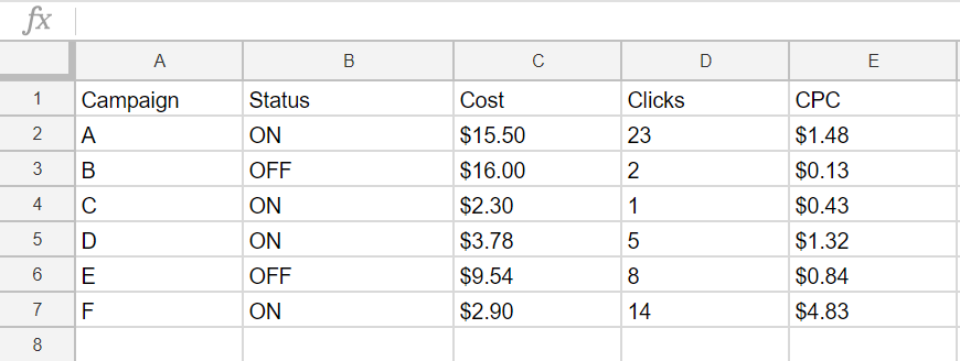 18 Google Spreadsheet Formulas You Must Know! - Automate io Blog
