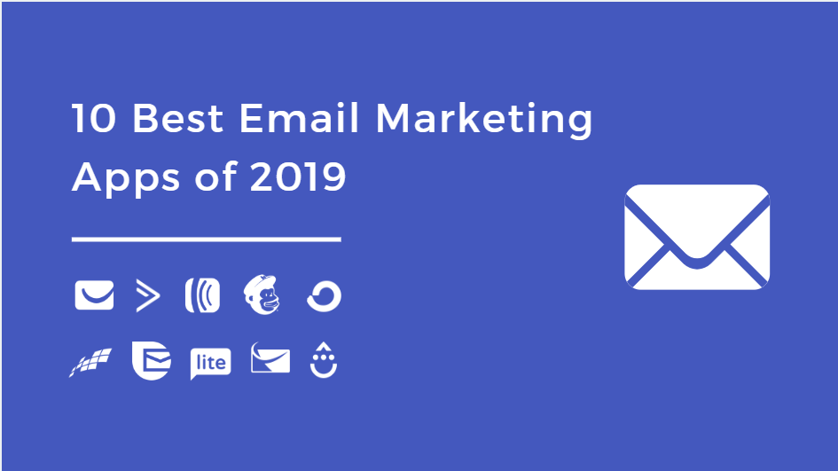 10 best email marketing apps