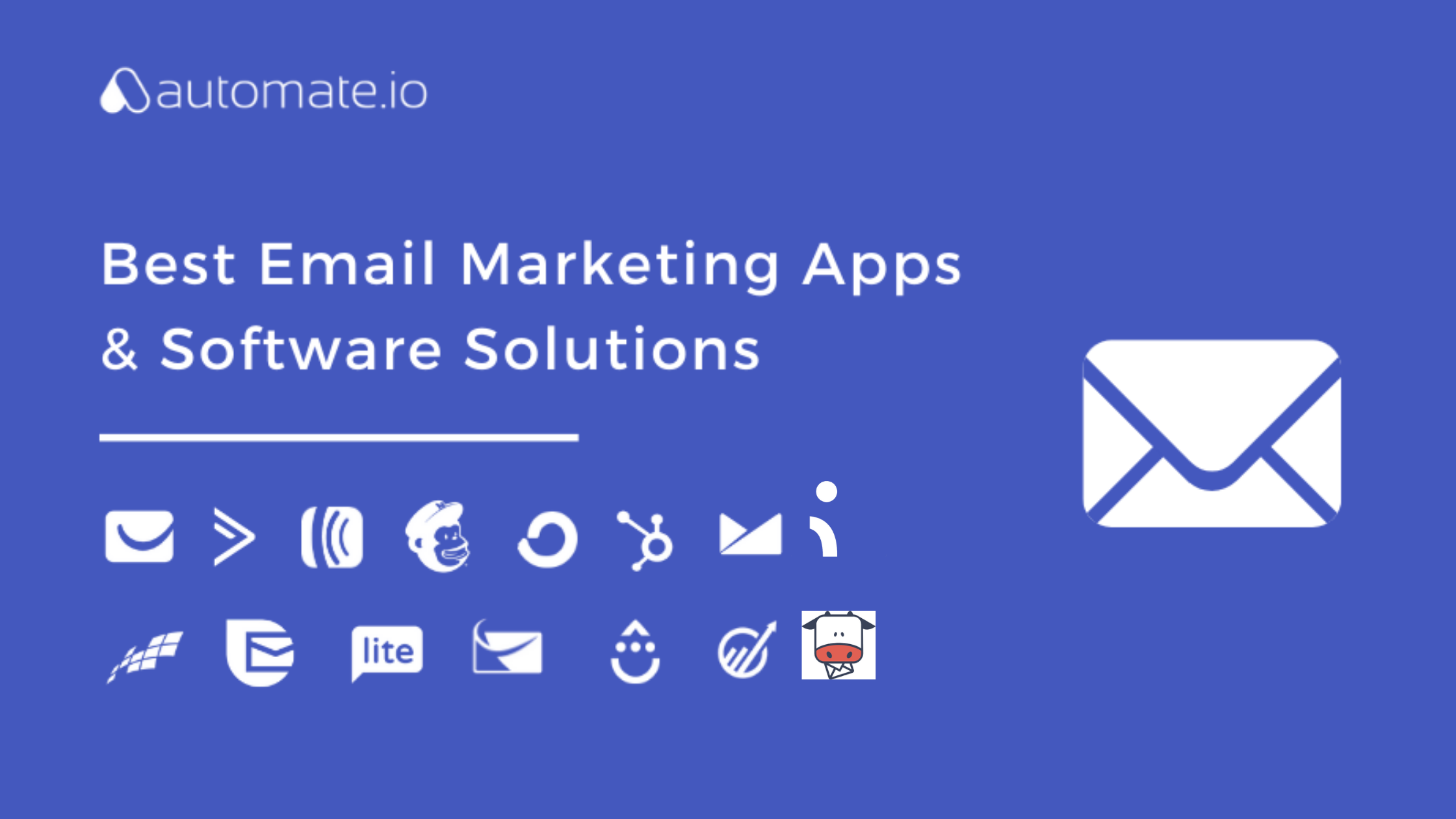 Best Email Marketing Apps and Solutions-2021-cover