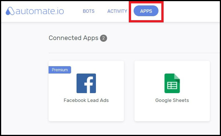 Send Your Facebook Leads To Google Sheets Automatically