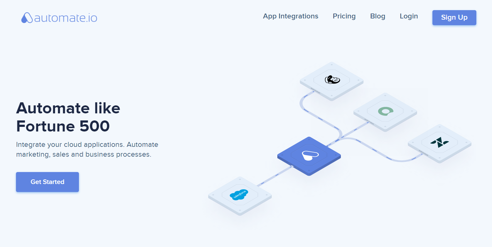 Automate.io - Automate Sales, Marketing & Business Processes