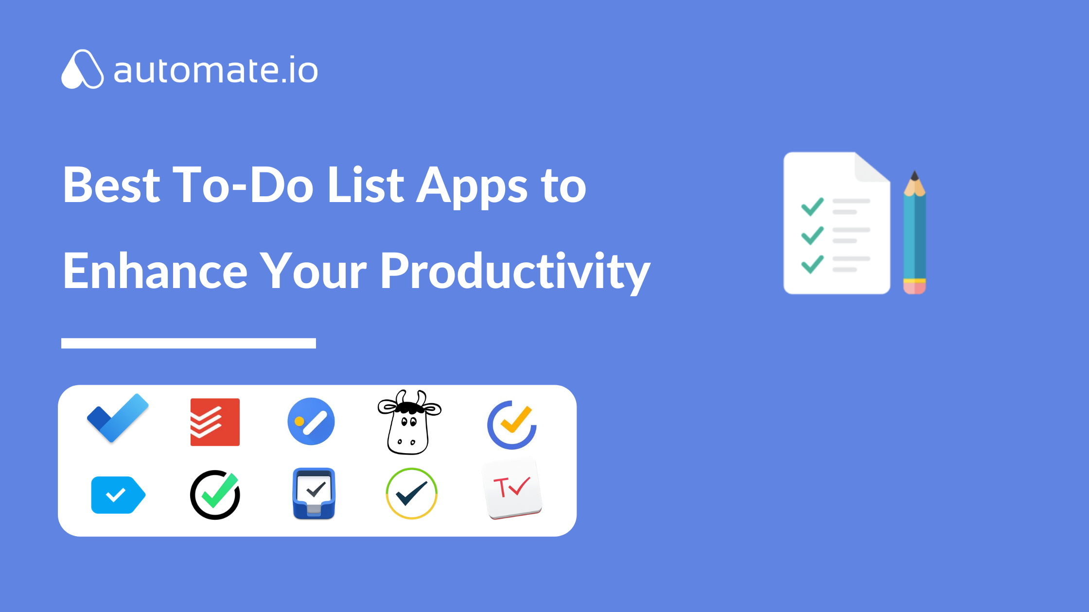 Best To-Do List apps cover
