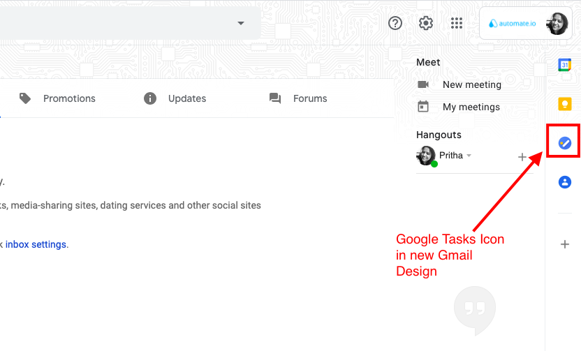 google tasks on desktop