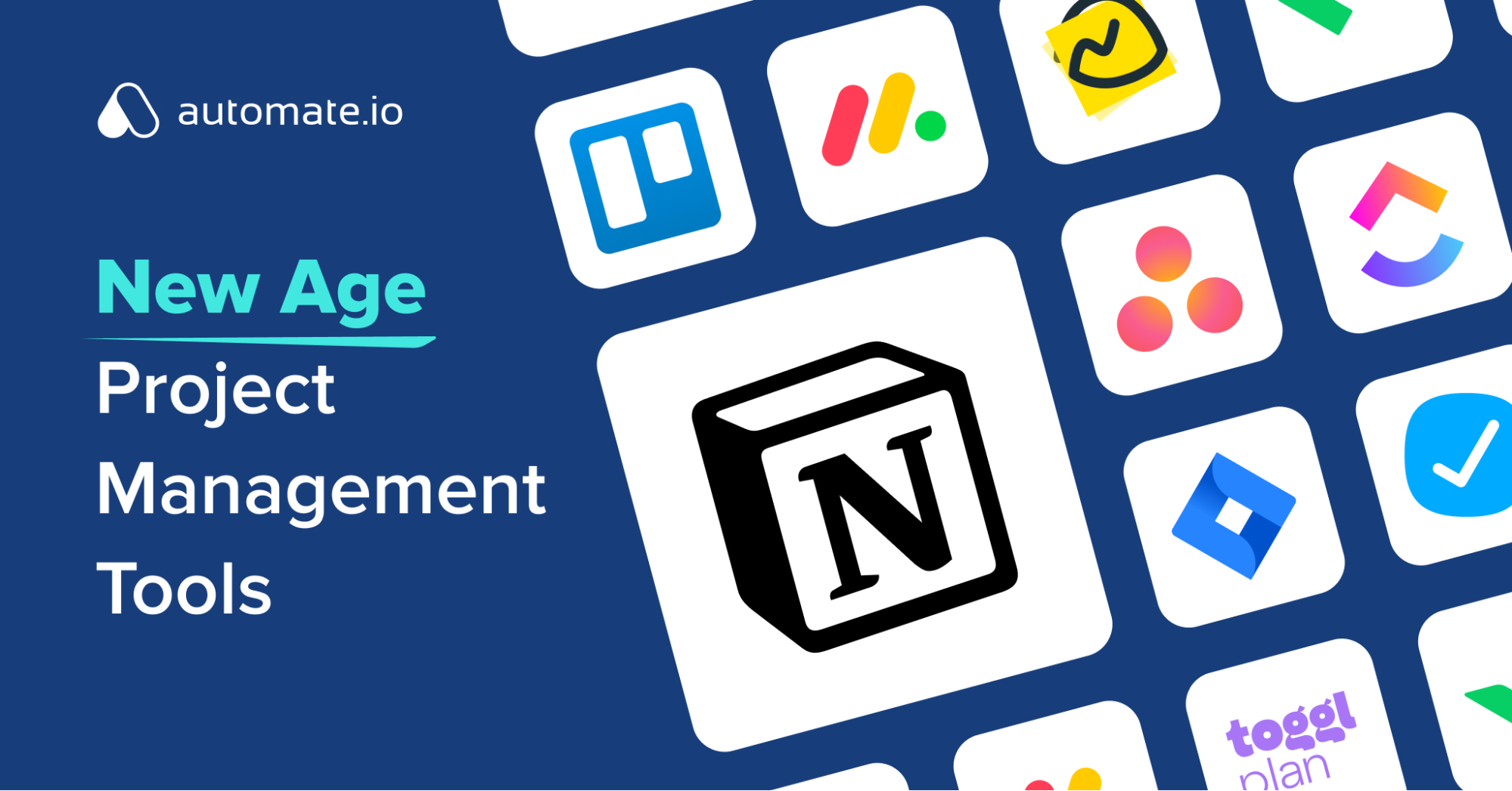 New age project management tools