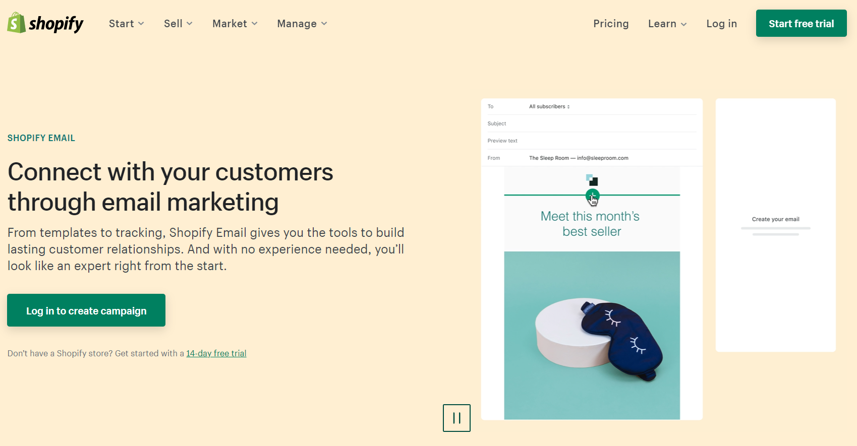 Shopify Email Shopify App